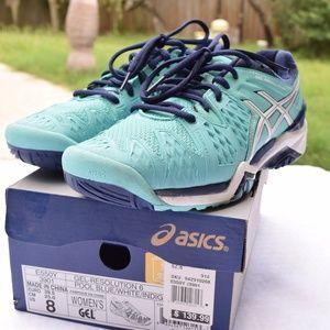 Asics Gel Resolution 6 Sneakers